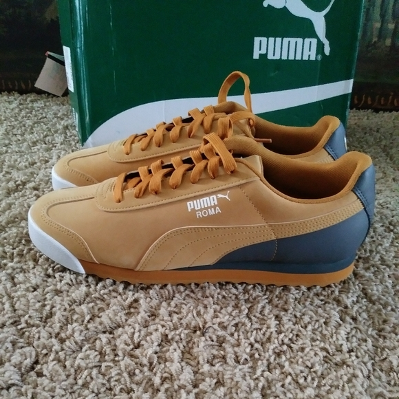 Glamour templo Subordinar  Puma Shoes | Puma Roma Retro Sports Mens Shoe | Poshmark